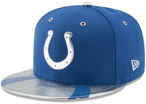New Era Indianapolis Colts 2017 Draft Team Color 59FIFTY Fitted Cap
