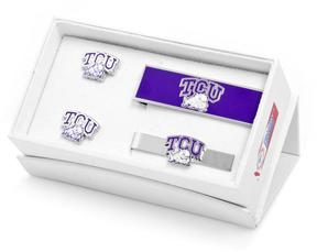 Ice TCU Horned Frogs 3-Piece Gift Set