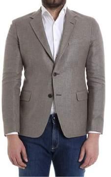 Brian Dales Men's Grey Linen Blazer.