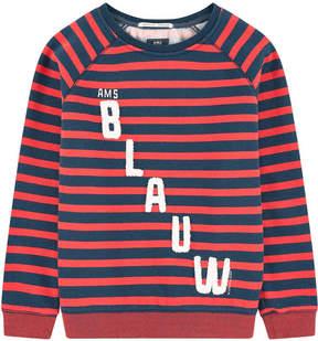Scotch & Soda Striped sweatshirt