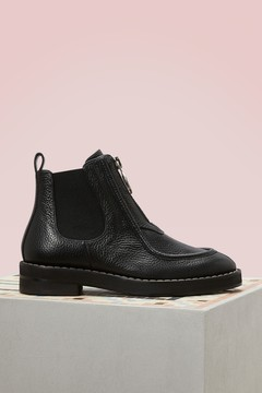 Carven Orsay Boots