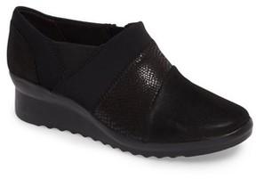 Clarks Women's Caddell Denali Ankle Loafer