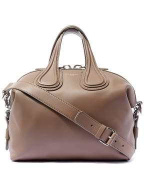 Givenchy Nightingale Beige Leather Handbag