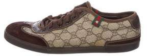 Gucci GG Plus Low-Top Sneakers