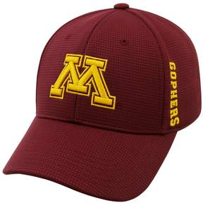 NCAA Adult Minnesota Golden Gophers Booster Plus Memory-Fit Cap