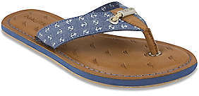 Nautica Gulf Breeze Plaque Thong Sandal