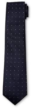 Merona Men's Multi Colored Dot Necktie Navy
