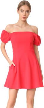 Black Halo Arden Mini Dress