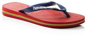 Havaianas Brazil Logo Flip-Flops