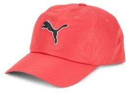 Puma Evercat Higgins Logo Embroidered Baseball Cap