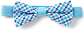 Class Club Bright Gingham Bow Tie