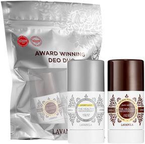 LAVANILA Award Winning Mini Deo Duo