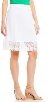 Isaac Mizrahi Imnyc IMNYC Pull On Flare Skirt