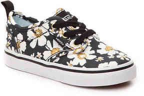 Vans Girls Atwood Infant & Toddler Slip-On Sneaker