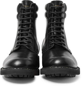 Givenchy Tank Leather Boots