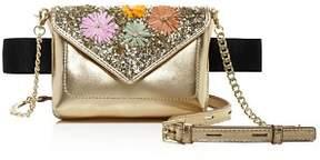 Botkier Vivi Convertible Leather Belt Bag