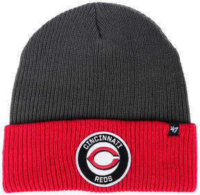 '47 Cincinnati Reds Ice Block Cuff Knit Hat