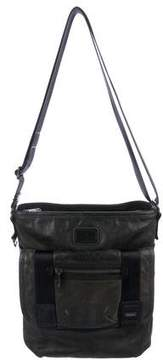 Tumi Gordon Leather Messenger Bag
