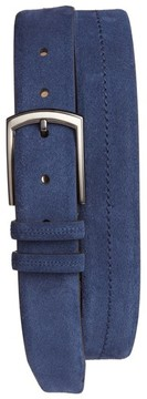 Mezlan Men's Fuji Suede Belt