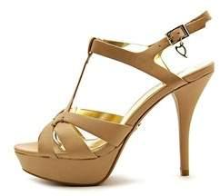 Thalia Sodi Womens Raquell Open Toe Special Occasion Platform Sandals.