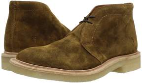 Frye Chris Crepe Chukka Men's Dress Lace-up Boots
