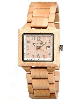 Earth Wood Culm Unisex Brown Bracelet Watch-Ethew1001