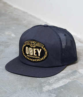 Obey Chains Trucker Hat