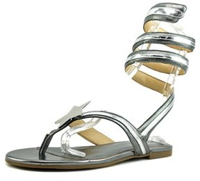 Katy Perry The Hayley Open Toe Synthetic Gladiator Sandal.