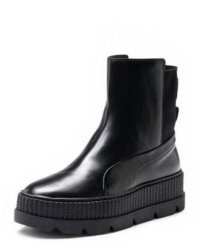 Puma Women's Fenty By Rihanna Chelsea Boot Creeper Sneaker