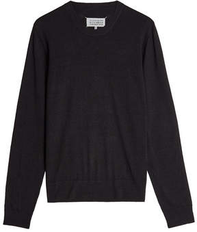 Maison Margiela Pullover with Linen and Wool