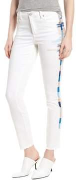 Blank NYC BLANKNYC Bond Embroidered Skinny Jeans