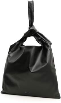 Jil Sander Medium Knot Shopping Bag