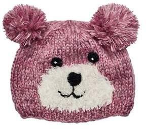 San Diego Hat Company Unisex Children's Bear Knit Beanie With Pom Pom Knk3505.