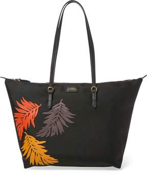 Ralph Lauren Palm Leaf Tote Bag