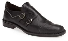 Josef Seibel Men's 'Douglas 11' Double Monk Strap Shoe