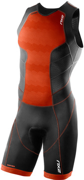 2XU Men's Perform Rear Zip Trisuit