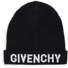 Givenchy Knitted Wool Toque