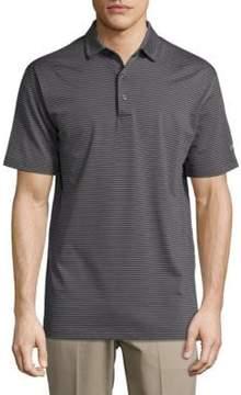Callaway Striped Opti-Dri Golf Polo
