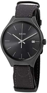 Rado True Black Dial Men's Watch