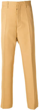 Marni straight leg chino trousers