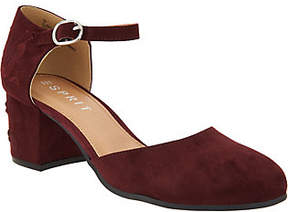 Esprit Ellen Single Strap Block Heels