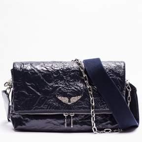 Zadig & Voltaire Rocky Creased Bag