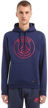 Paris Saint-Germain Hooded Sweatshirt