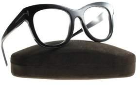 Tom Ford Eyeglasses FT 5463 001 shiny black