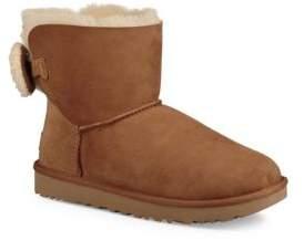 UGG Arielle Dyed Sheepskin Fur Booties