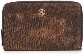 Kate Landry Snake Travel Wallet