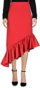 Edit Knee length skirts