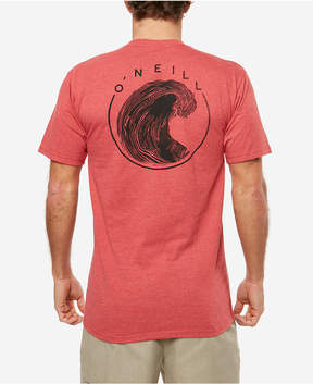 O'Neill Men's North Point Logo-Print T-Shirt
