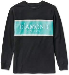 Diamond Supply Co. Mayfair Fleece Tee