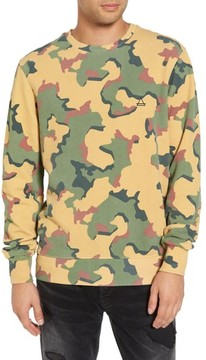 Eleven Paris Men's Elevenparis Anatole Camo Fleece Sweatshirt